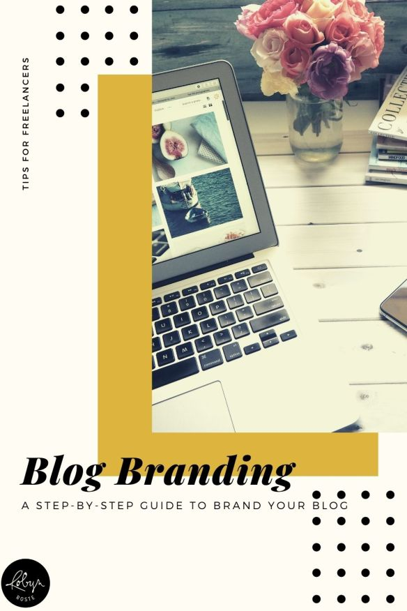 Want to brand your blog? Here are the nine things you'll need to think about, decide upon, and commit to if you want your branding to be solid.
