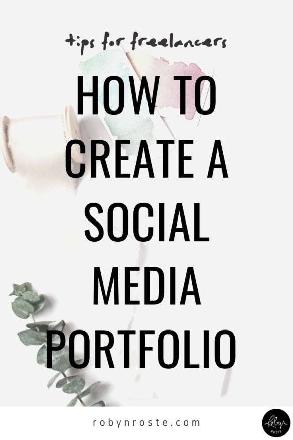 How do you create a social media portfolio in a way that demonstrates your experience and expertise but doesn't break client confidentiality? Here are my best ideas for building an awesome social media portfolio.