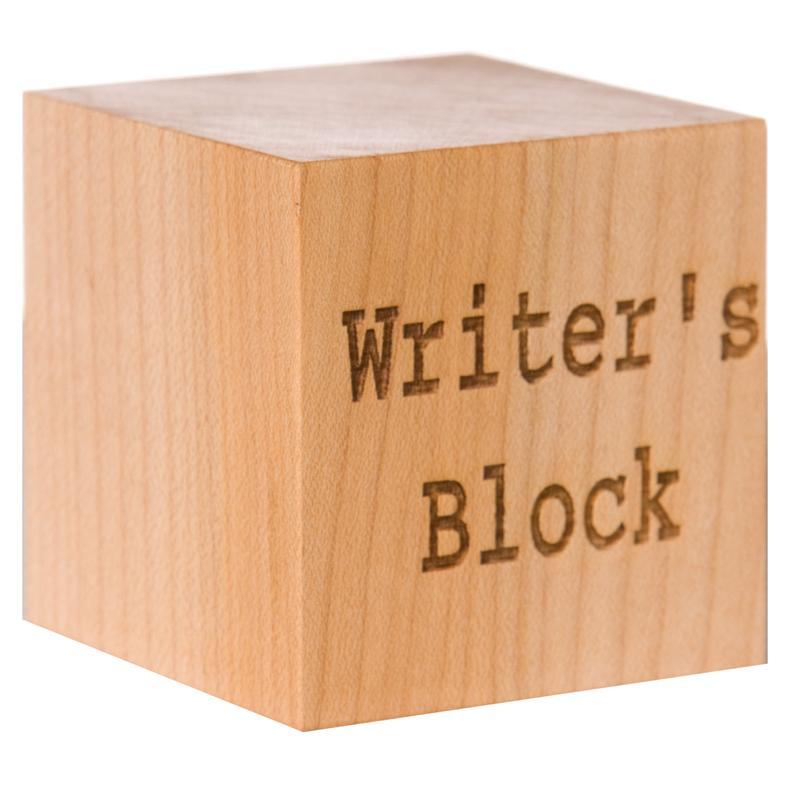 Gifts for writers | Writer's block