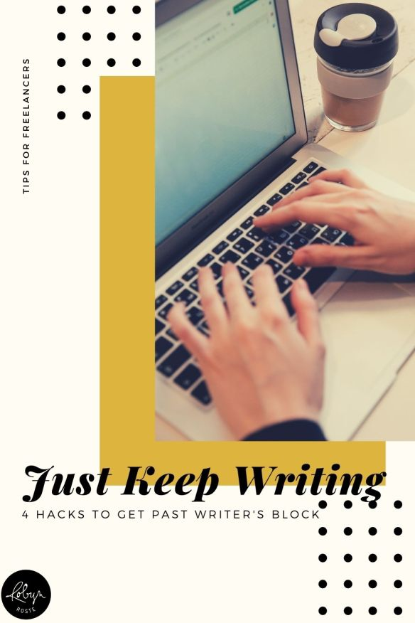 One of the first things you learn as a freelancer is you have to keep writing even when you don't feel like it. Even when the words aren't flowing. It's not easy, but it's possible.  I don't know about you but after the panic and stress of adjusting to a new normal and a world changed forever, I haven't felt like writing as much.  And yet, there's still a job to do.  Finding and maintaining focus has been something of a challenge (understatement) and I've had to resort to some pretty strict self-care routines to stay balanced. Well, as balanced as possible.