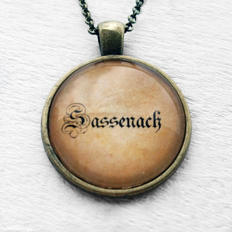 Sassenach pendant