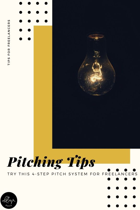 More and more I'm seeing a need for tips on pitching in the freelance writing world.  People aren't sure how to craft a pitch, or they're feeling insecure. Or they're writing WAY too much. And not including the right elements.  No matter if you're new to the biz or have years of freelancing experience, getting and staying in pitching shape is a good idea!