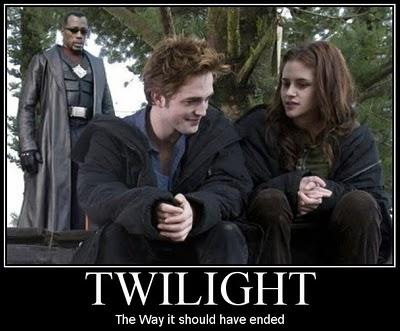 Blade Twilight meme
