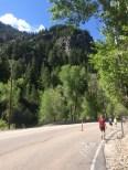 Downhill portion into Ogden