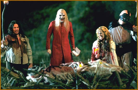 House of 1000 corpses dr wolfenstein