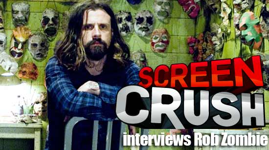 Screencrush interviews Rob Zombie