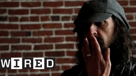 Wired Magazine interviews Rob Zombie