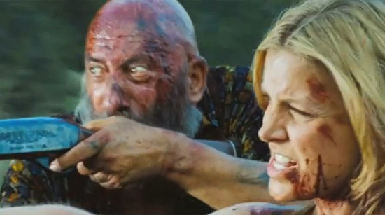Sid Haig and Sheri Moon Zombie in The Devils Rejects