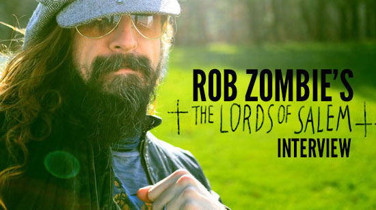 Playboy interviews Rob Zombie