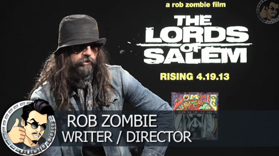 Rob Zombie interviewed by Joblo