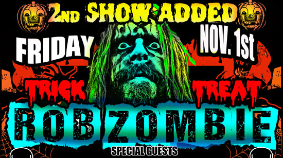 Great American Nightmare Rob Zombie