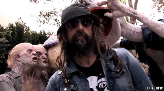 Rob Zombie Hot Topic
