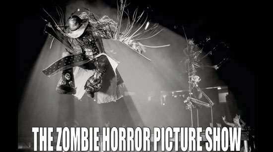 Pre Order The Zombie Horror Picture Show