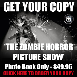 Zombie Horror Picture Show photo book out now