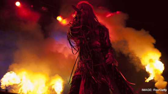 Rob Zombie Getty Image