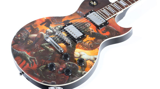 Artist Series Guitar Rob Zombie