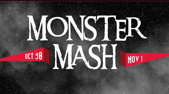 Monster Mash Music Festival 2015