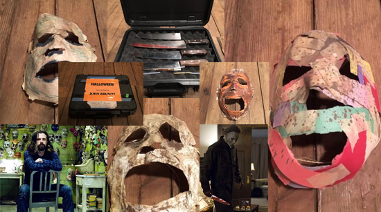 Rob Zombie Halloween props auction