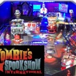 Rob Zombie Spookshow International pinball