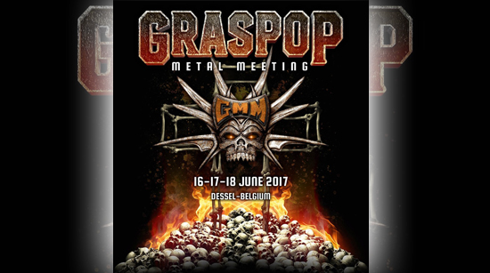 Graspop Metal Meeting 2017 Rob Zombie