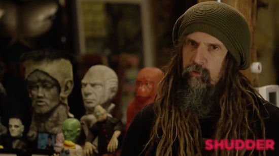 Rob Zombie Shudder 31 Fan Questions Part 1