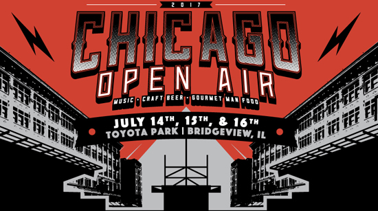Chicago Open Air Festival 2017