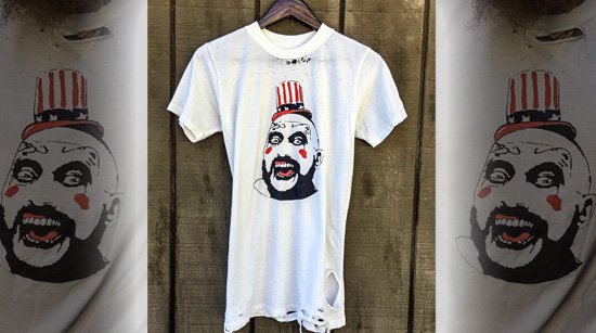Rob Zombie Local Boogeyman Captain Spaulding Limited