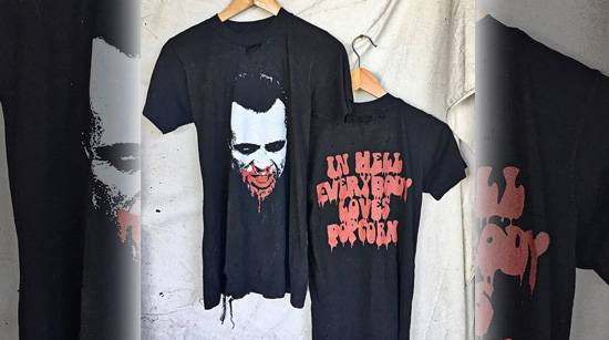 Doomhead Rob Zombie Local Boogeyman shirt