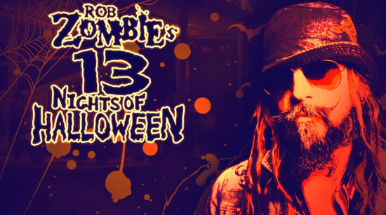 Rob Zombies 13 Nights of Halloween HDNET