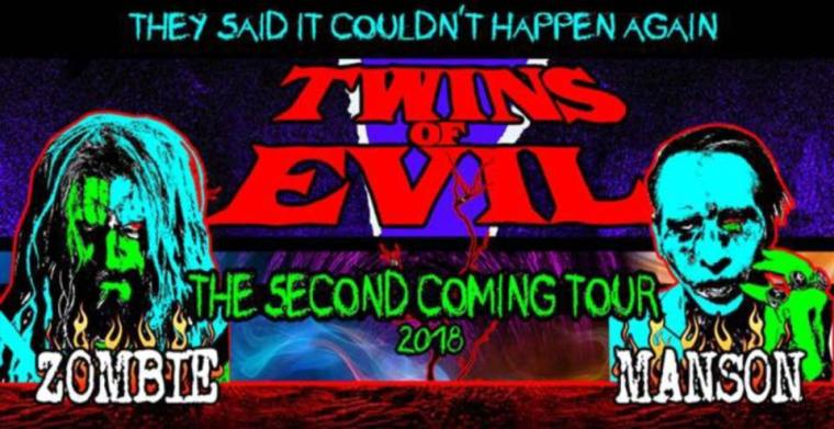 Twins of Evil The Second Coming 2018