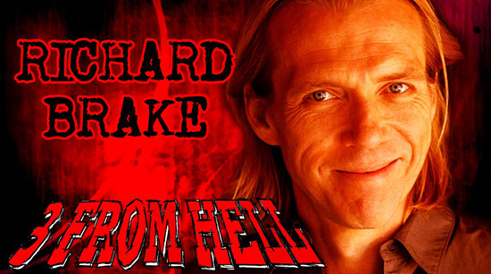 Richard Brake 3 From Hell