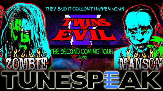 Twins of Evil Tunespeak giveaway