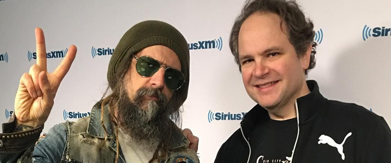 Rob Zombie Eddie Trunk