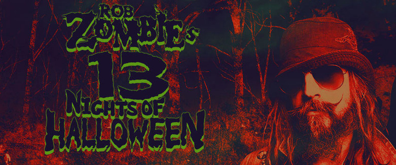Rob Zombie 13 Nights of Halloween 2018 HDNet Movies