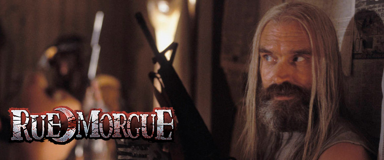Bill Moseley Three From Hell Interview