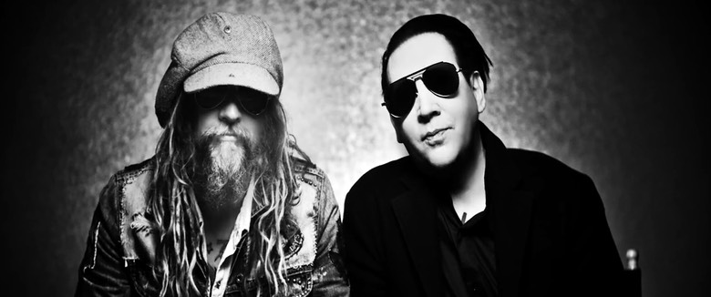 Rob Zombie Marilyn Manson Twins of Evil