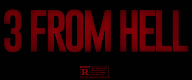 3 From Hell Rob Zombie teaser trailer