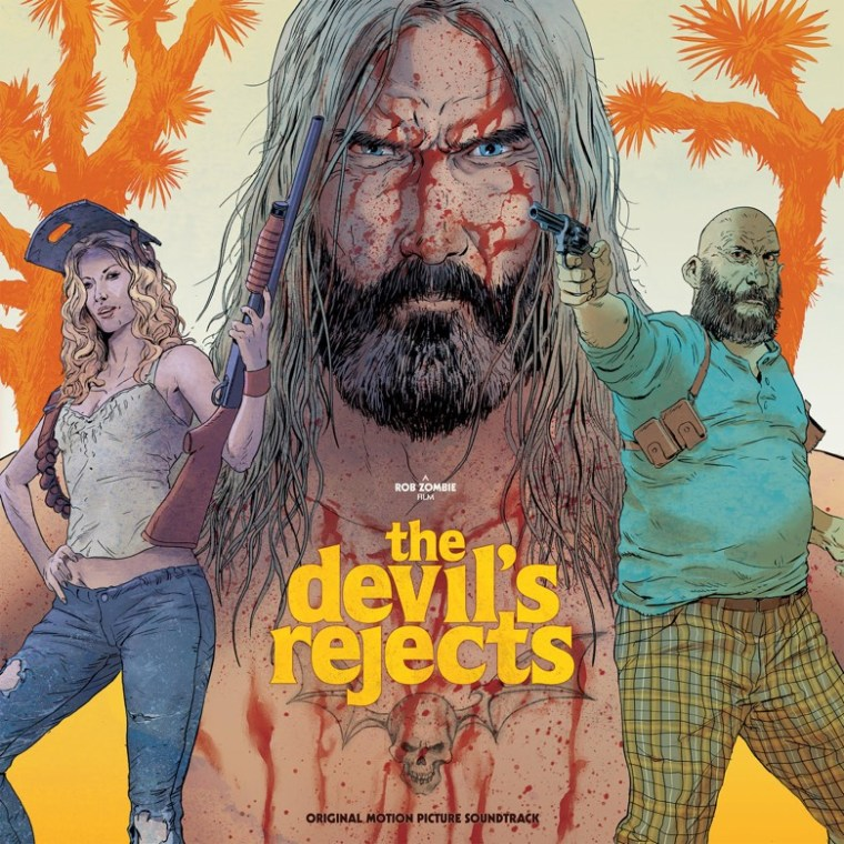 The Devil's Rejects Rob Zombie Waxwork Records