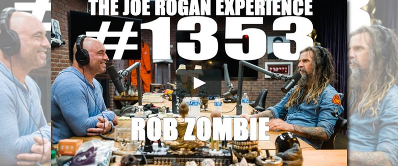 Joe Rogan Rob Zombie Interview