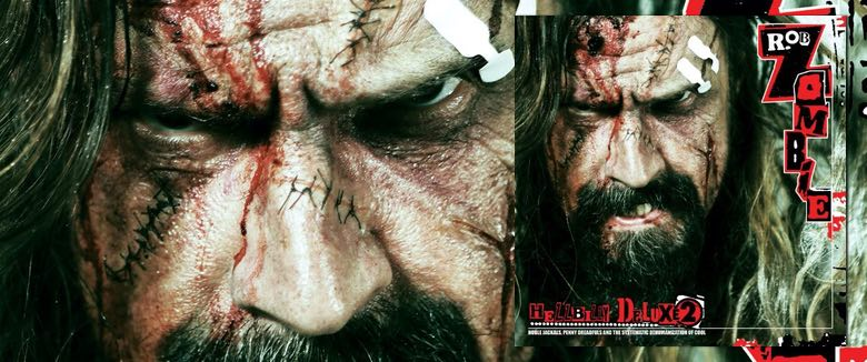 On This Day Hellbilly Deluxe 2 Rob Zombie