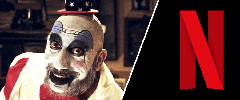 House of 1000 Corpses Netflix October 2020