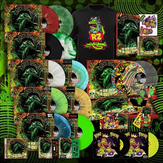 Pre-order Lunar Injection Rob Zombie