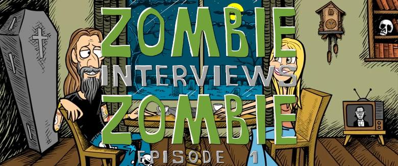 Sheri Moon Zombie interviews Rob Zombie