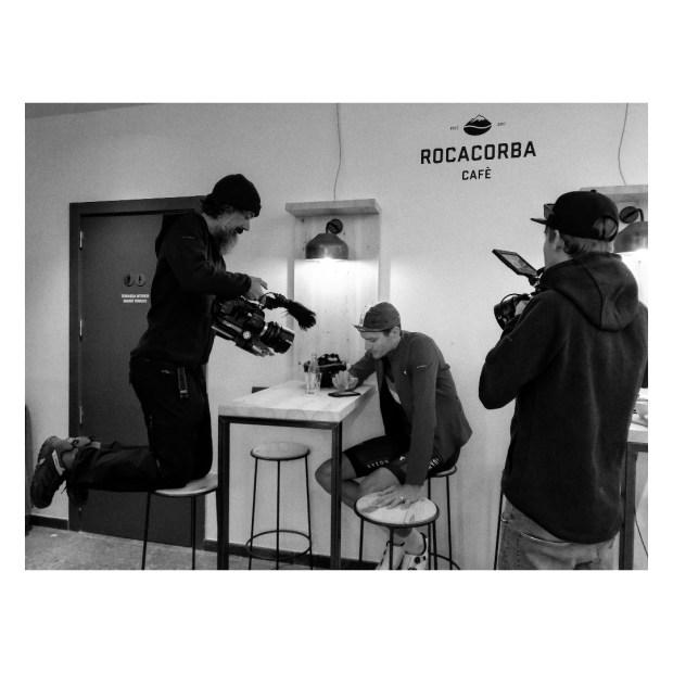 Jan Frodeno Rocacorba Cafe