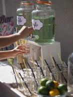 bar mojito mariage anniversaire décoration