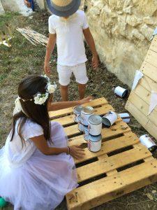Animation enfant mariage aix en provence