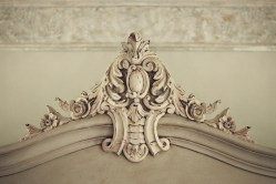Room one armoire and frieze