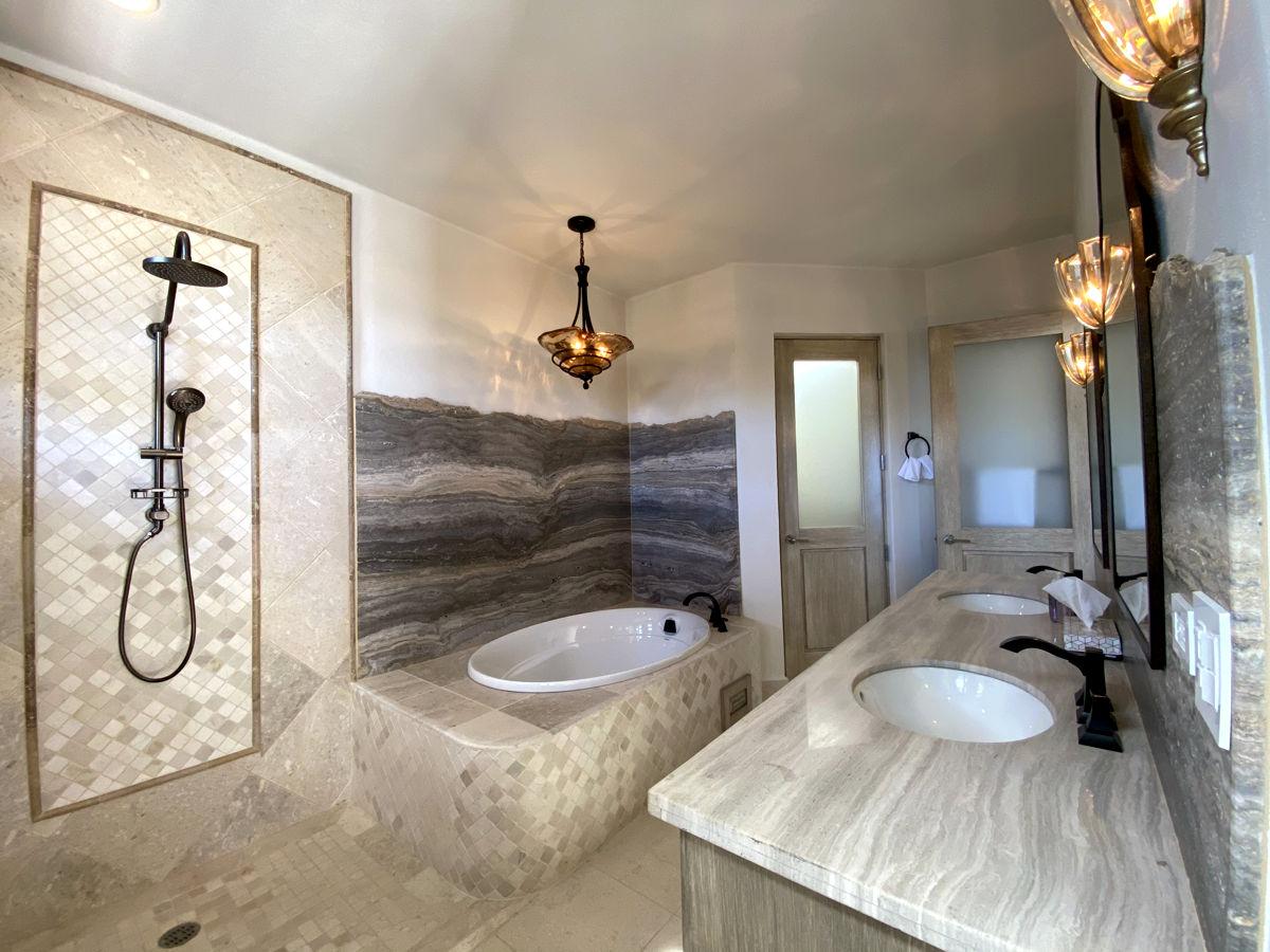 Desert Rose Bathroom