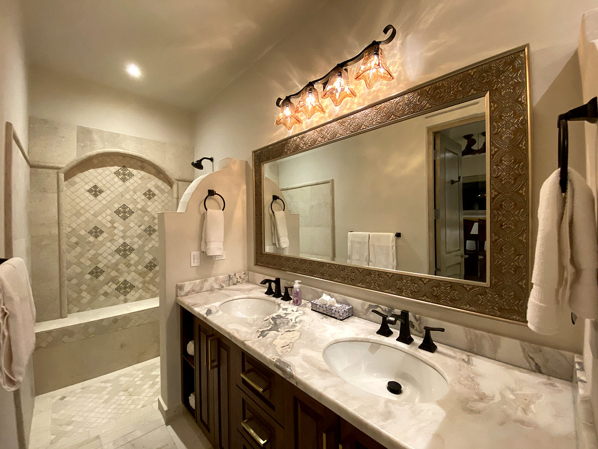 Prickly Pear Bathroom