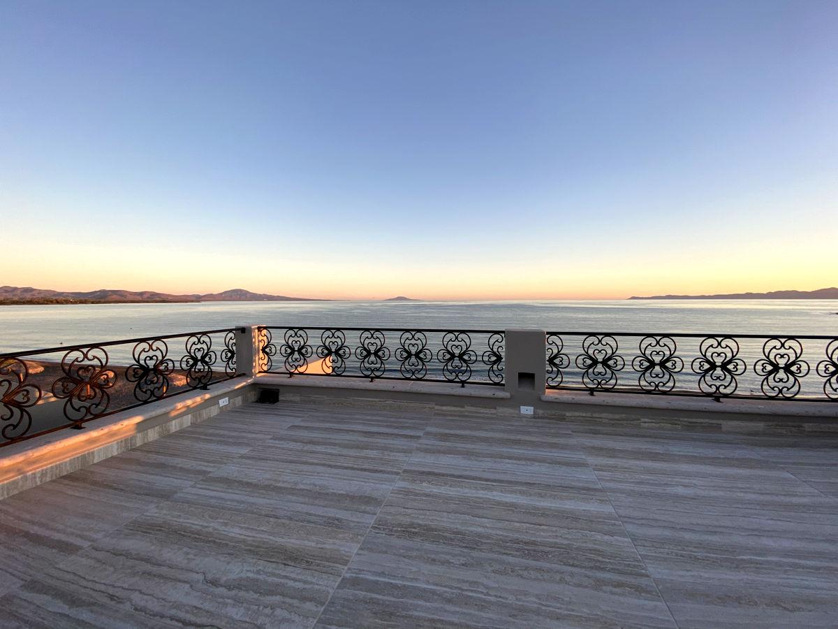 Roca Villa Terrace Views